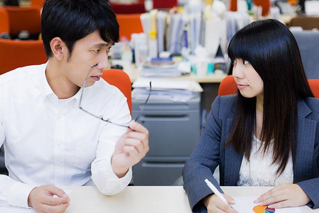 企業が求める人材として 「やる気」「人柄」を アピールするために