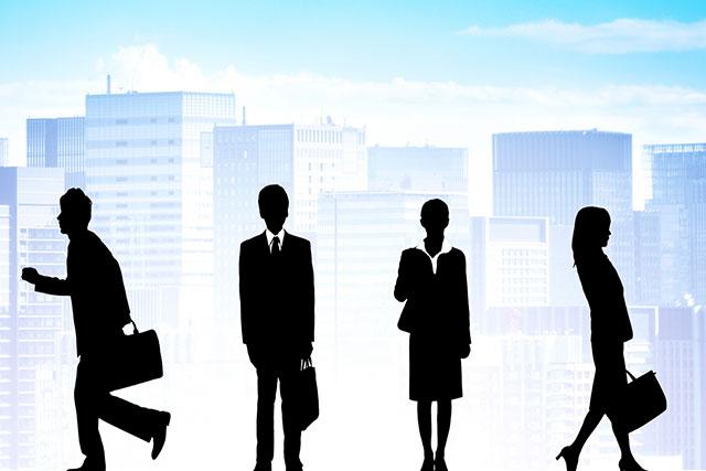ニート男性もニート女性も正社員になる割合はさほど変わらないイメージ画像